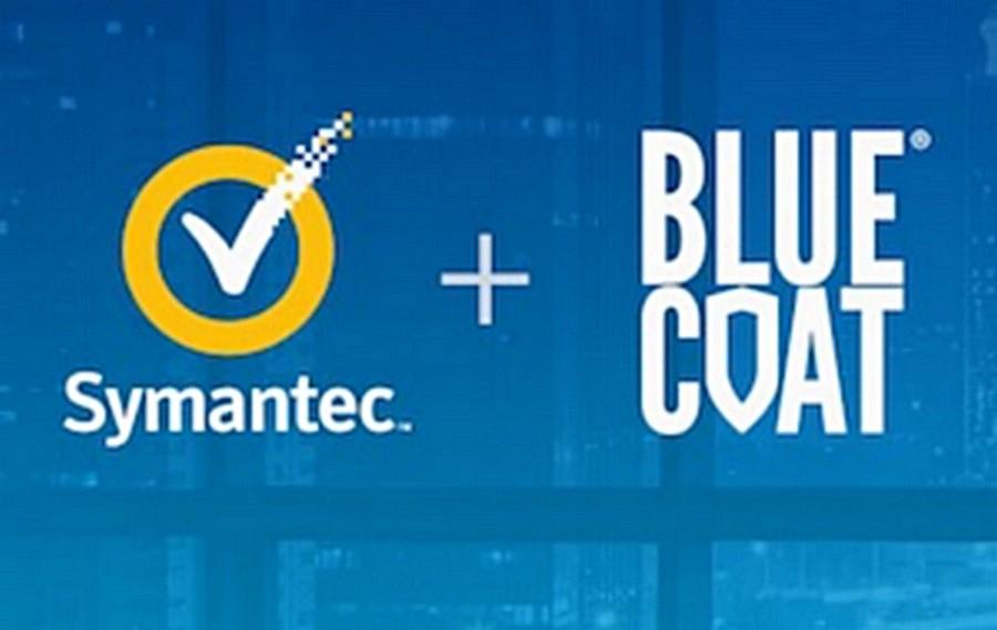 Symantec annonce le rachat de Blue Coat Sytems